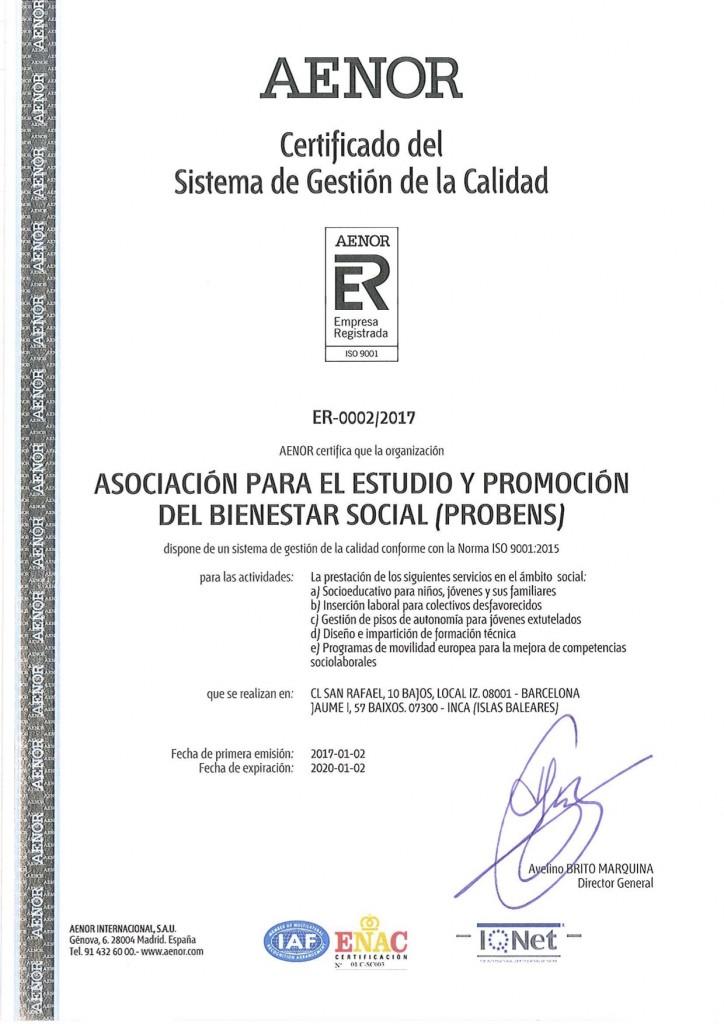 Certificado ER-0002_2017 (Formato nuevo. Norma 2015)
