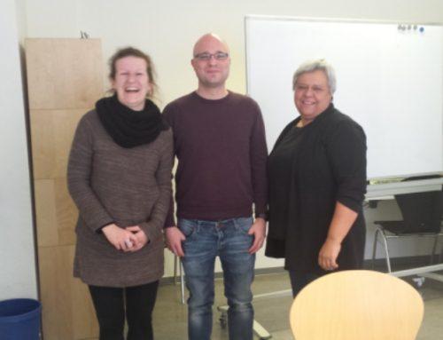 Visita a los socios alemanes del programa TLN Mobilicat para jóvenes