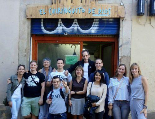 Visita guiada desde otra mirada (descubriendo el barrio del Raval de Barcelona)