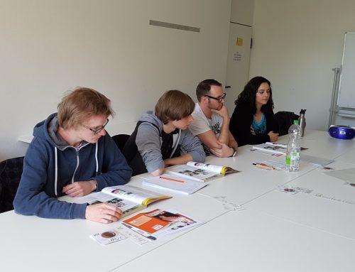Visitamos Pforzheim para conocer el nuevo grupo de IDA