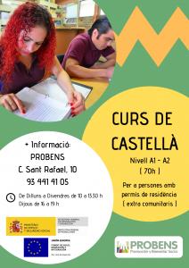 curs castellà 2018